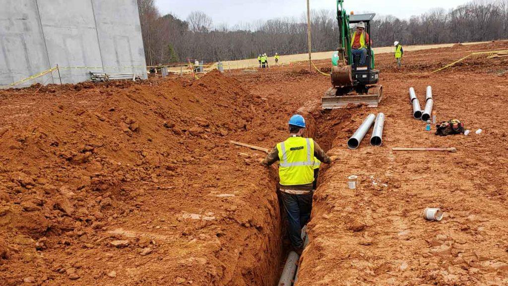 Construction Electrical Engineering | ManningDeg